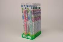 GUM Baby Zahnbürste 0-2 Jahre 12St