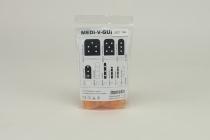 Medi-V-Guards orange 9,5x2,0mm 100St