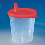 Urinbecher 125 ml mit