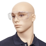Schutz- und Überbrille