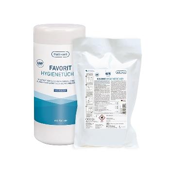 FAVORIT Hygienetücher