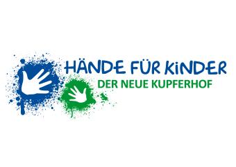 Logo Hände für Kinder