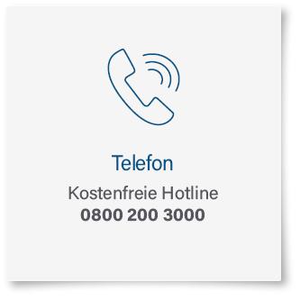 Rufen Sie uns gerne an