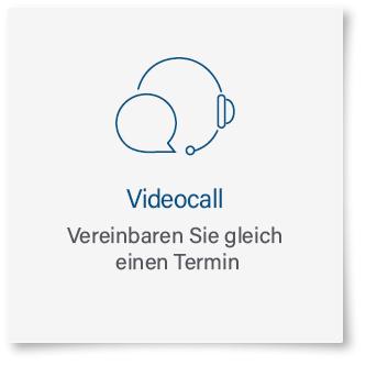 Kompetente Beratung per Videocall