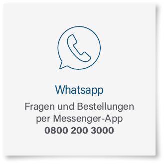 Kontaktieren Sie uns per Whatsapp