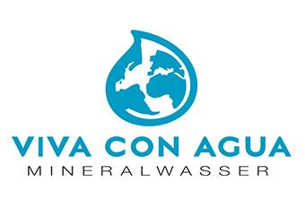 Viva con agua Logo